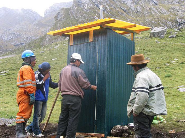 Community-help-Toilet