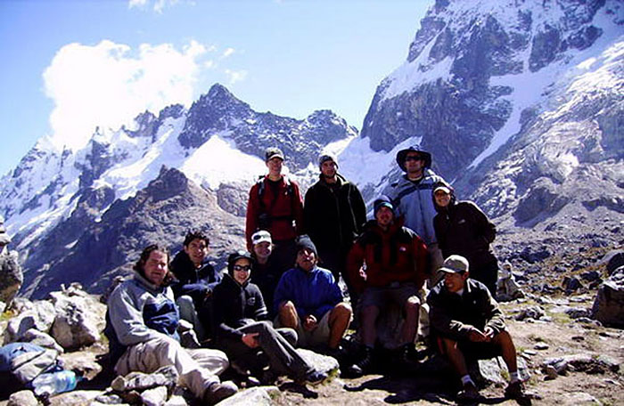 Peru, treks, climbs, hiking, - Salkanaty-Pass
