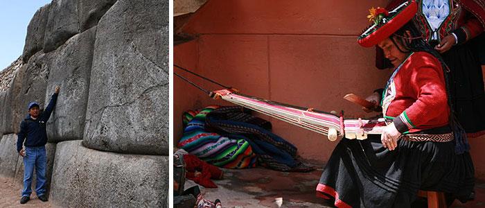 Sascaywaman-Chincheros-Weavers