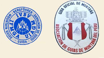 Peru, treks, climbs, hiking, - mountain-guide-logos