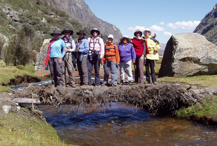 Peru, treks, climbs, hiking, - 50-plus-hikers