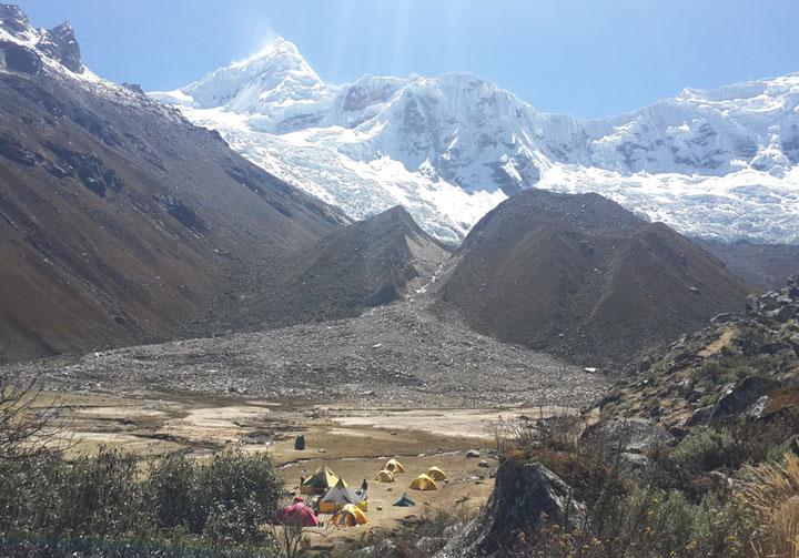 Alpamayo-trek-climb-Ishinca