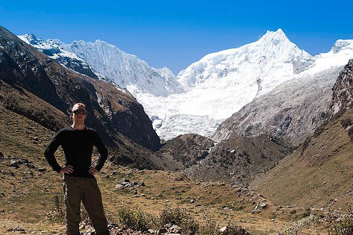 Chopicalqui-climbing