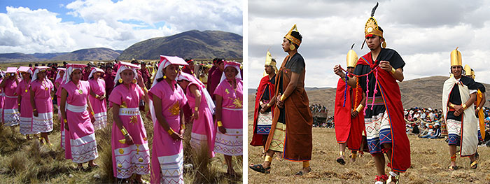 Peru, treks, climbs, hiking, - Inca-Dancers-Court