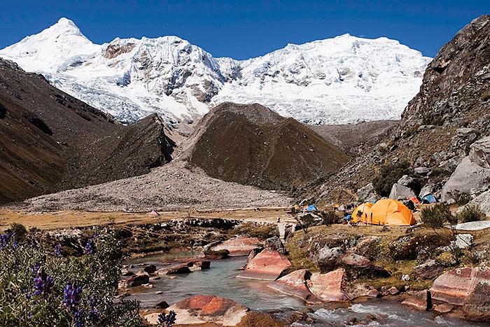 Ishinca-Base-Camp