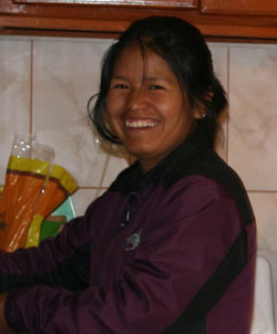 Yovana-huane-morales-guesthouse-manager