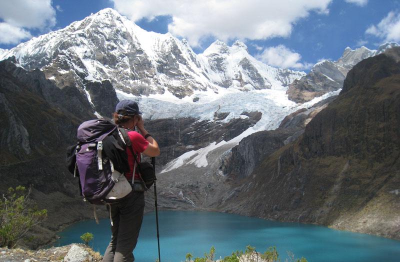 Peru, treks, climbs, hiking, - huayhuash-trek-soltera-cocha