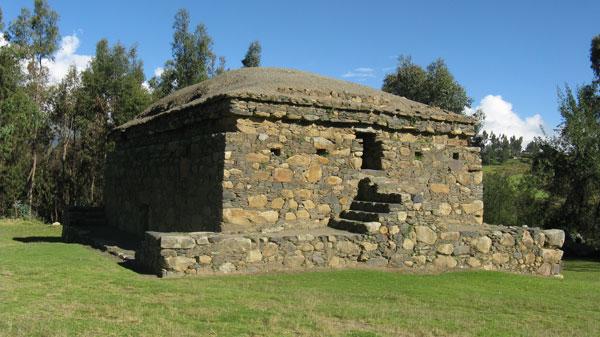 huilcahuain-ruins
