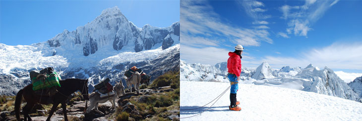 Peru, treks, climbs, hiking, - santa-cruz-trek-climb-pisco