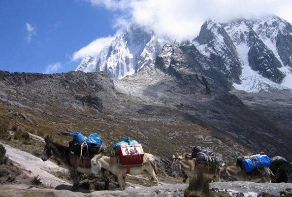 Peru, treks, climbs, hiking, - Cordillera-Blanca-treks