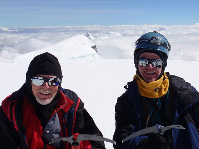 Wes-Stan-on-Huascaran-Summit