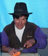 Alfonso-Peru-trek-cook