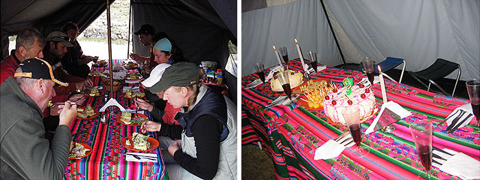 Camping-Party-Dinner