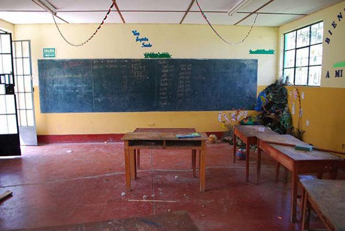 Cashapampa-School