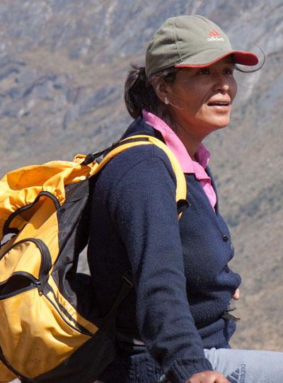 Lida-trekking-cook
