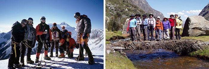 Quillqueyhuanca-Tocllaraju-summit-Group