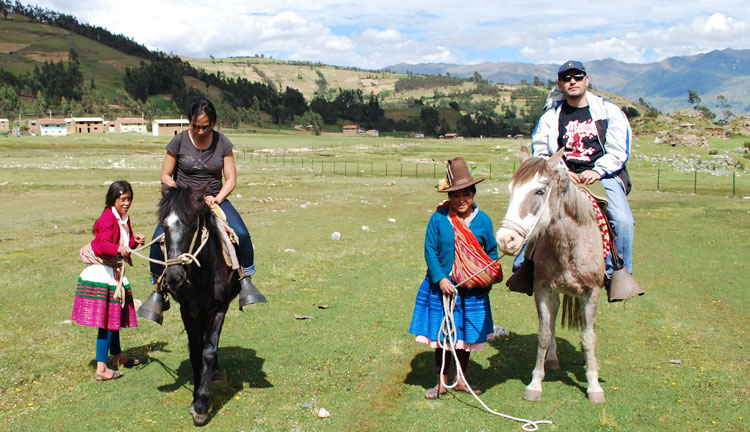 Peru, treks, climbs, hiking, - horse-riding-trips