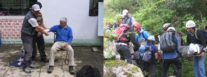 wfr-trek-training-courses