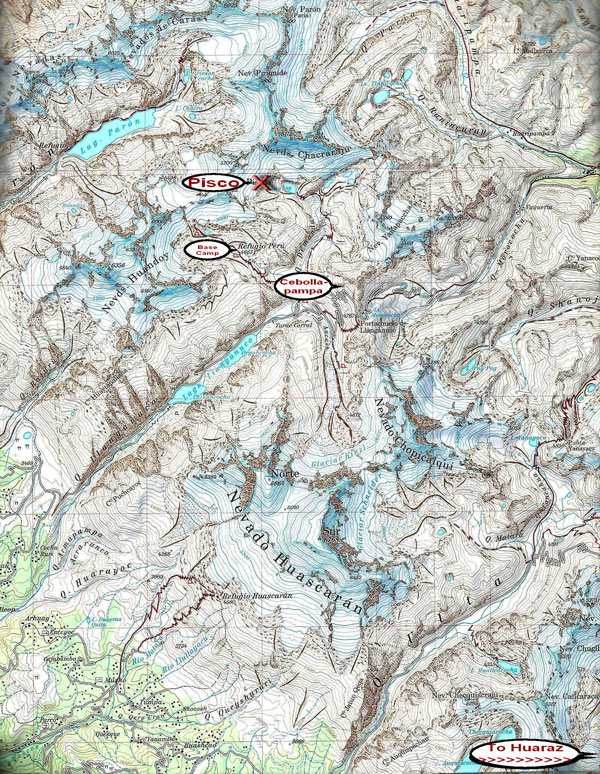 Map-Pisco