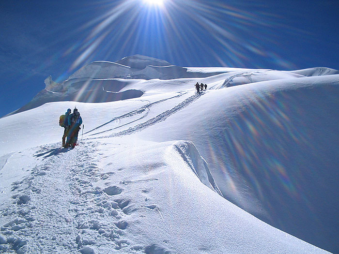 Pisco-Climb
