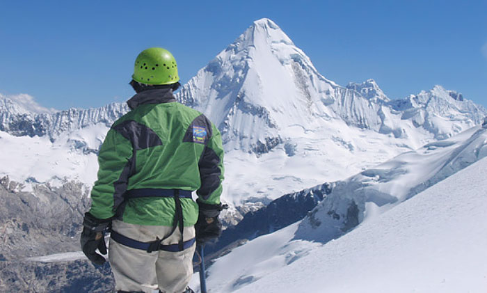 Peru, treks, climbs, hiking, - Artesonraju