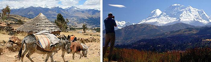 Peru, treks, climbs, hiking, - Cordillera-Negra-Blanca