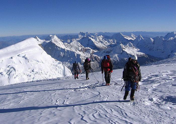 Huascaran-Climb
