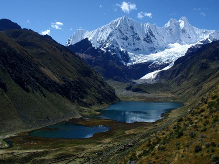 Peru, treks, climbs, hiking, - Huayhuash-Inti-Trek-9-days