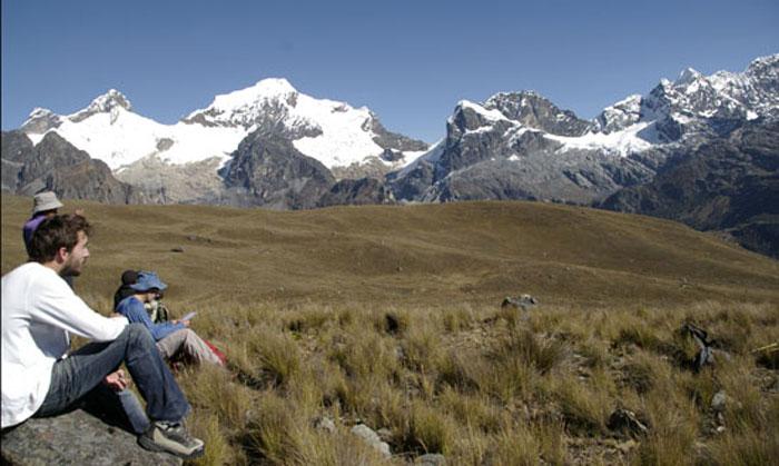 Olleros-Carhuascancha-trek