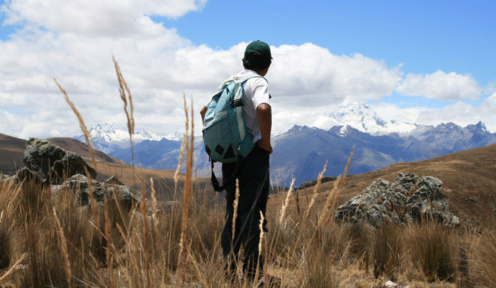 Peru, treks, climbs, hiking, - cordillera-negra-Punta-Callan–puya-raymondi-tour