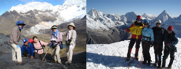 Peru, treks, climbs, hiking, - santa-cruz-ulta-trek-climb-pisco
