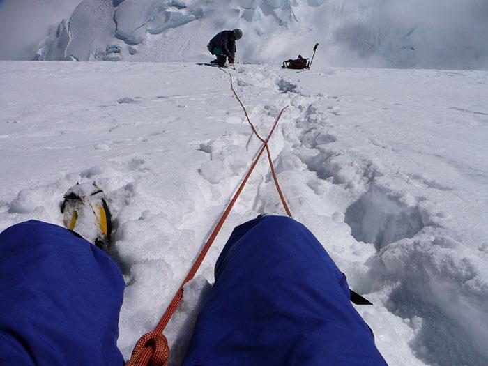 Crevasse-Rescue
