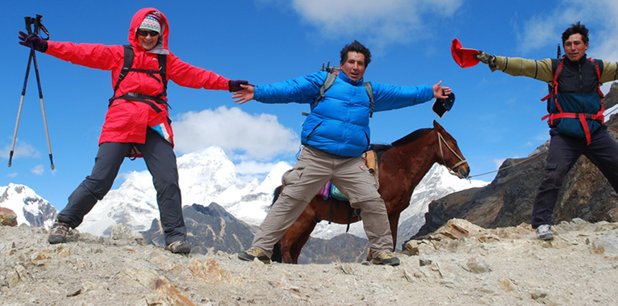 Peru, treks, climbs, hiking, - Join-a-Group