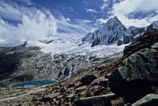 Nevado-Taulluraju-from-Punta-Union
