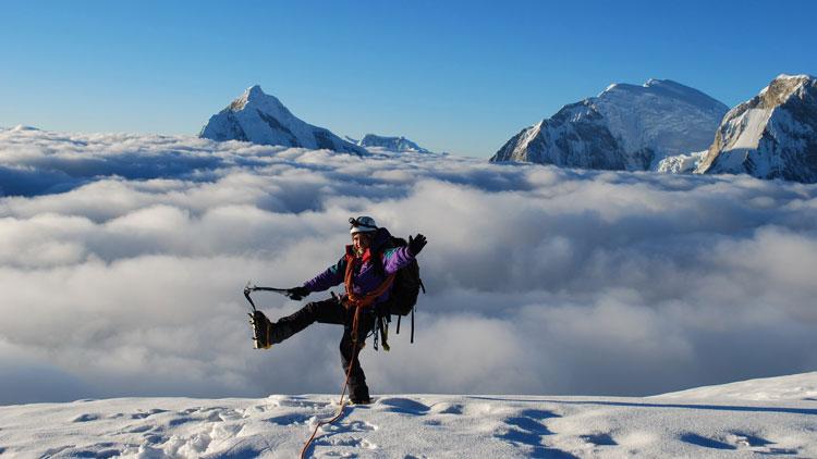 Peru, treks, climbs, hiking, - climbing-pisco-5752m