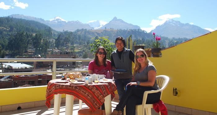 Peru, treks, climbs, hiking, - huaraz-morales-guesthouse