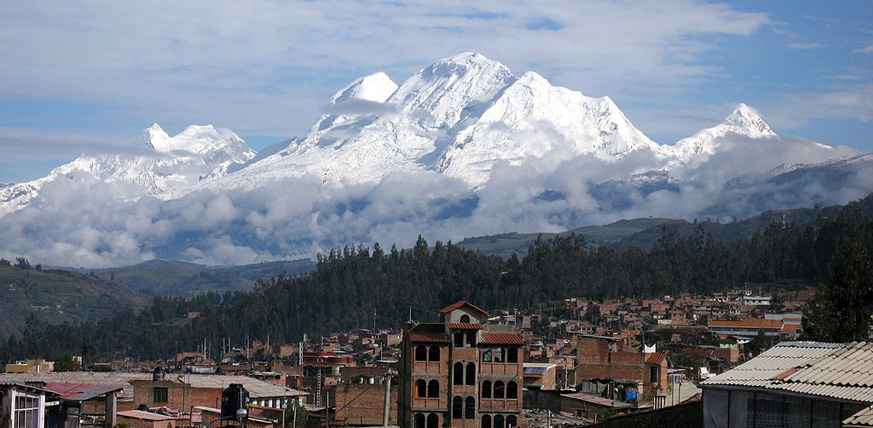 Peru, treks, climbs, hiking, - huaraz-city-of-mountains