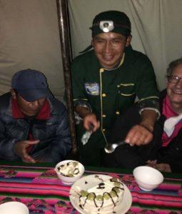 Peru trek-cook-toño-tafur
