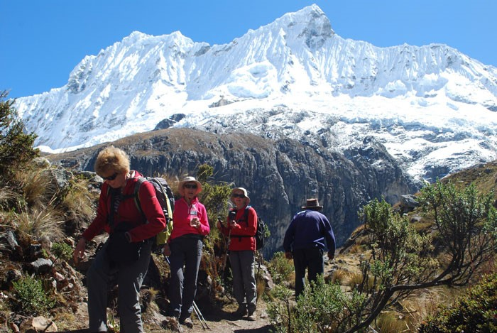 Peru, treks, climbs, hiking, - big trek groups