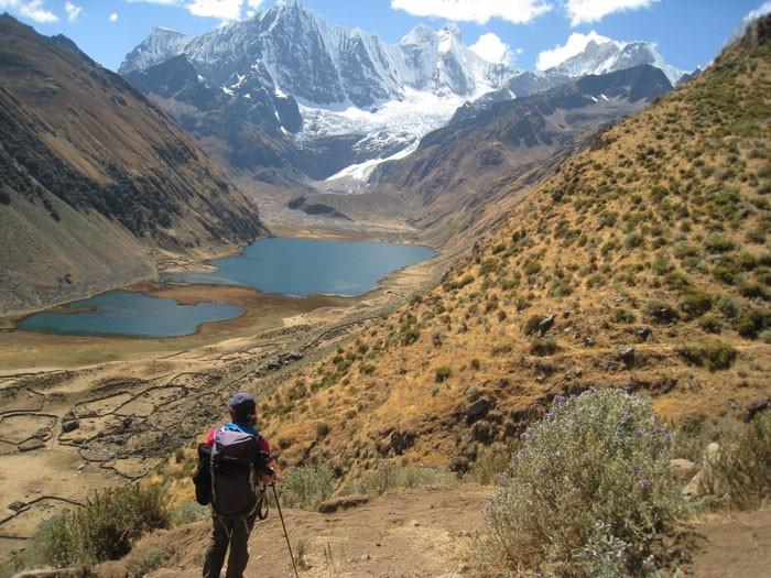 Peru, treks, climbs, hiking, - huayhuash trek